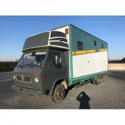 MAN 6.5L 06/1987 Camion...
